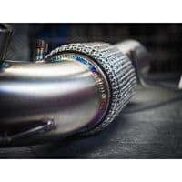 BMW M135i (F40) Front Downpipe Sports Cat / De-Cat To Standard Fitment Performance Exhaust